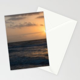 Gulf of Mexico Sunrise Stationery Cards