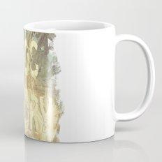 Kaos theory on sandy fractal Mug