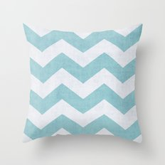Salt + Water Throw Pillow