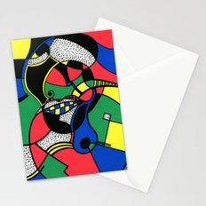 Print #7 Stationery Cards