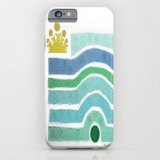 :: Princess n' Pea (Mint) Slim Case iPhone 6s