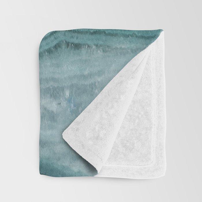 Mystic Stone Aqua Teal Decke