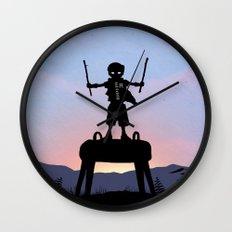 Robin Kid Wall Clock