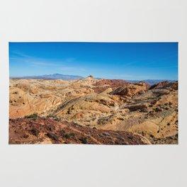 Barren Desert Rug