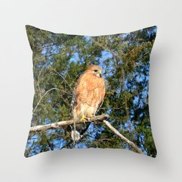 SIMPLY MAJESTIC Throw Pillow