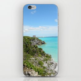 Mexican Beach iPhone Skin