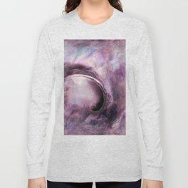 Nautical Abstract Long Sleeve T-shirt