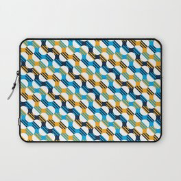 People's Flag of Milwaukee Mod Pattern Laptop Sleeve