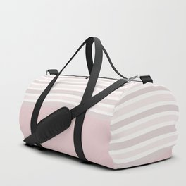 Strawberry Cream Ripples Duffle Bag