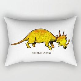 Styracosaurus Rectangular Pillow