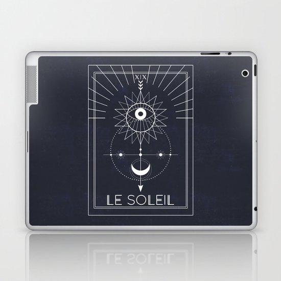 Le Soleil or The Sun Tarot by cafelab