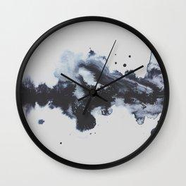 To Say Goodbye Wall Clock
