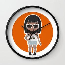 Rihanna Wall Clock