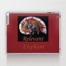 Relevant Elephant Laptop & iPad Skin