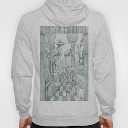 Don't Worry Be Happy 3 (Who Forgets The Past Is Condemned To Repeat It) Hoody