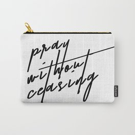 1 Thessalonians Carry-All Pouch
