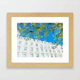 Notting Hill Framed Art Print