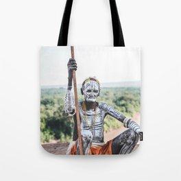 Karo Tribe IV Tote Bag