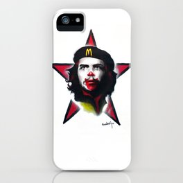 Mc Che Guevara, Eusebio Guerra, 2011 iPhone Case