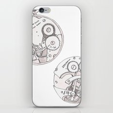 Pocket Watch iPhone & iPod Skin