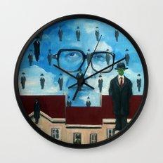 John Rawls Wall Clock