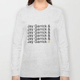 Jay Garrick & Jay Garrick Long Sleeve T-shirt