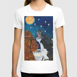 The Moon Dog Singers T-shirt