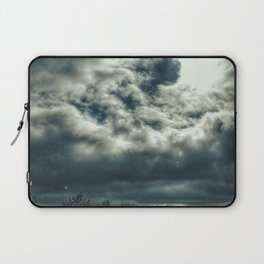 Thunder is coming Laptop Sleeve