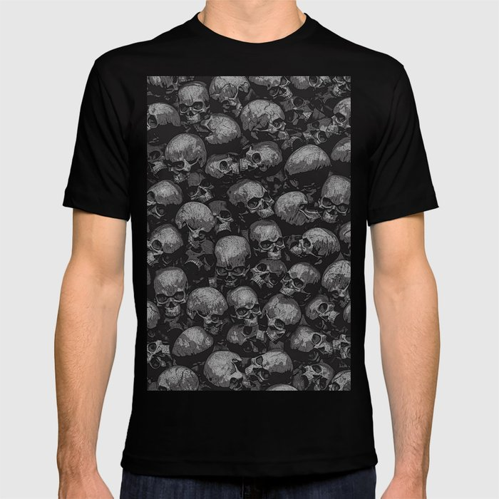 86af8f07 Totally Gothic T-shirt by grandeduc | Society6