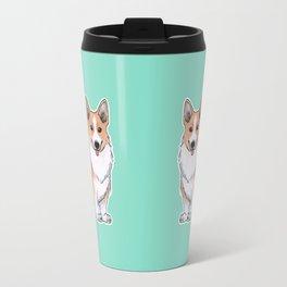 Pembroke Welsh Corgi dog Travel Mug