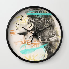 Girlink Wall Clock
