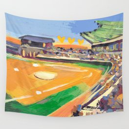 LSU Softball Wall Tapestry