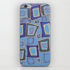 Newport Blue iPhone & iPod Skin