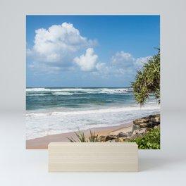 Shelly Beach Views Mini Art Print