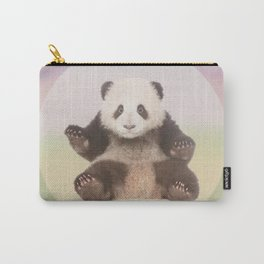 Save the Giant Panda - Endangered Species 5 Carry-All Pouch