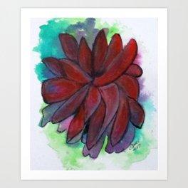 Art Doodle No. 15 Art Print