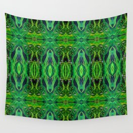 Garden Gardian Gnomes and Fairies Wall Tapestry