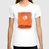 desert T-shirts featuring Desert by Viviana Gonzalez