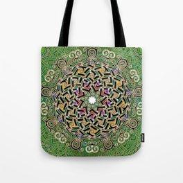Mandala Celtic Tote Bag