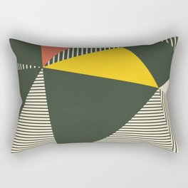 Bauhaus Rectangular Pillow