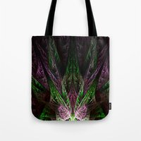 crown Tote Bags featuring Crown by TenelArt