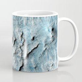 Ius Chasma is one of several canyons that make up Valles Marineris the largest canyon system in the Coffee Mug