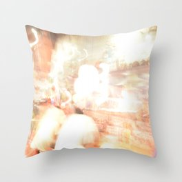 Tokyo Gohan Throw Pillow