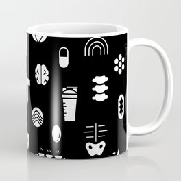 Pattern Yoga Mat Reverse Coffee Mug