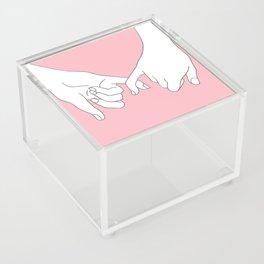 Pinky Promise 2 Acrylic Box