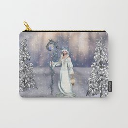 Awakening Winter Carry-All Pouch