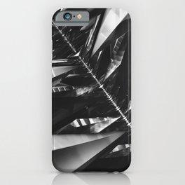 Hallow Peaks iPhone Case