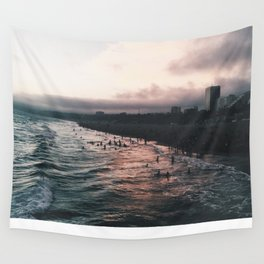 ef·fer·ves·cent Wall Tapestry