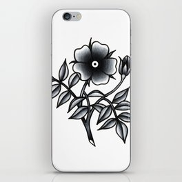 Flower I iPhone Skin