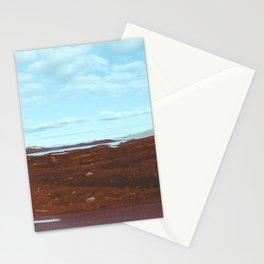 Norwegian National Park Landscape Shot on Film Stationery Cards